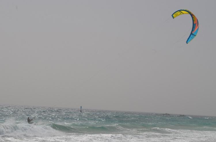 kitesurf Capo Verde
