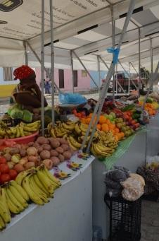 Mercato della frutta - Espargos Isola di Sal Capo Verde