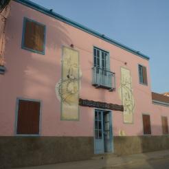 museu do sal - Isola di Sal Capo Verde