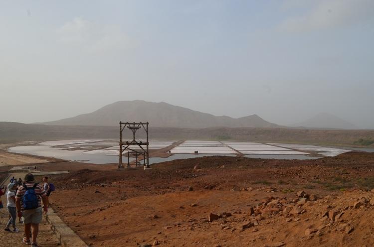 Saline di Pedra Lume Isola di Sal Capo Verde