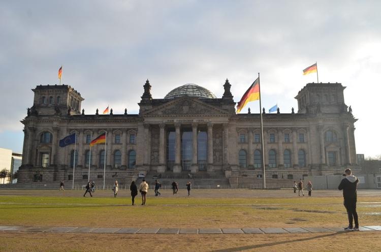 Reichstag - Berlino