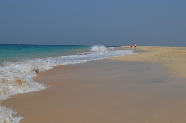 spiaggia e mare cristallino-  Capo Verde