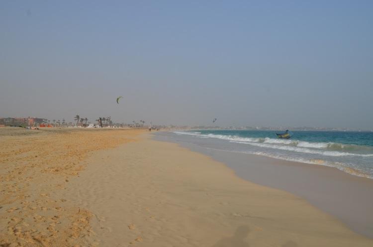 Spiaggia Isola Sal Capo Verde
