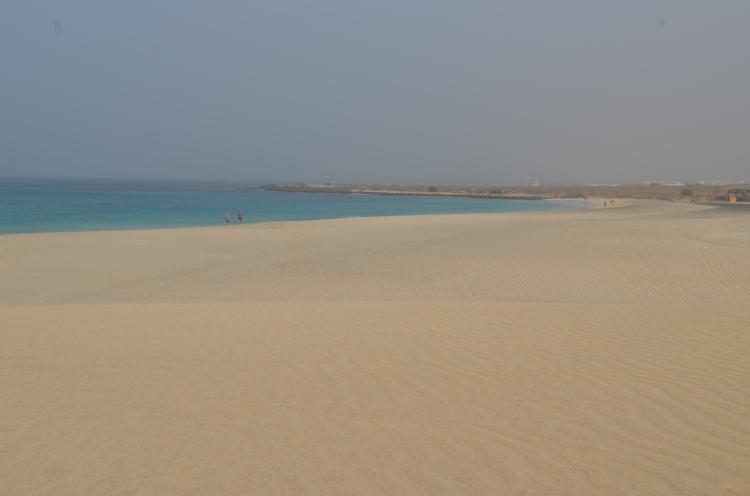 La spiaggia di Ponta Petra - Isola di Sal Capo Verde