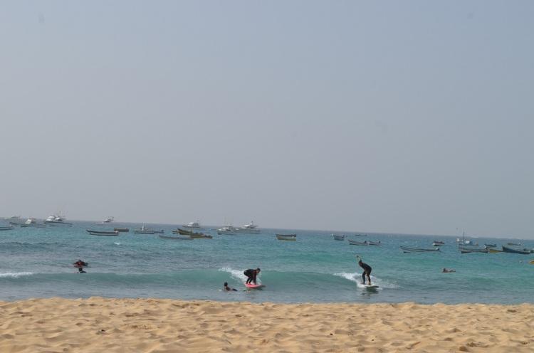 Surf Santa Maria Capo Verde