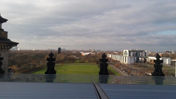 Vista sul Tiergarten - Berlino