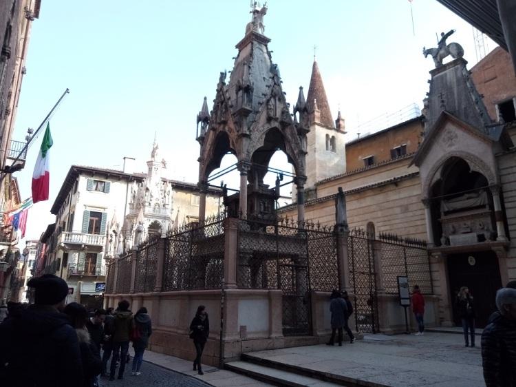 Le Arche Scaligere - Verona