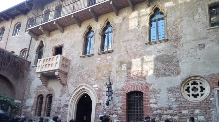 La casa di Giulietta - Verona