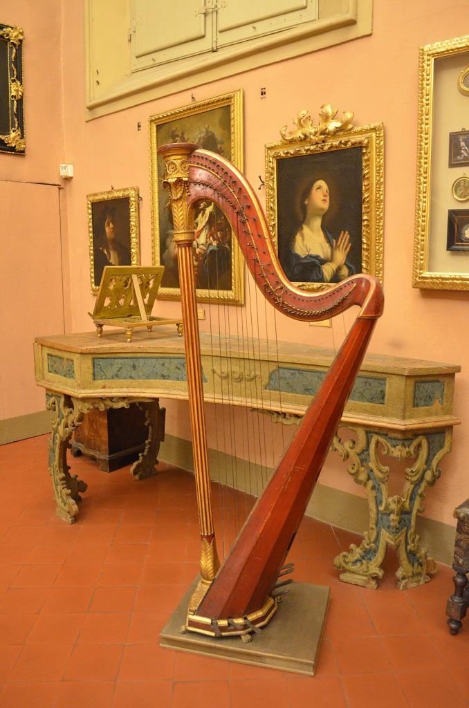 Strumenti Museo Bargellini Bologna