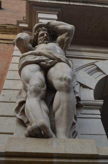 Atlante Museo Bargellini