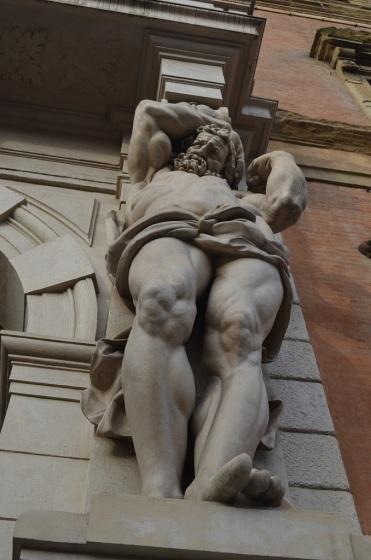 Atlante Museo Bargellini Bologna