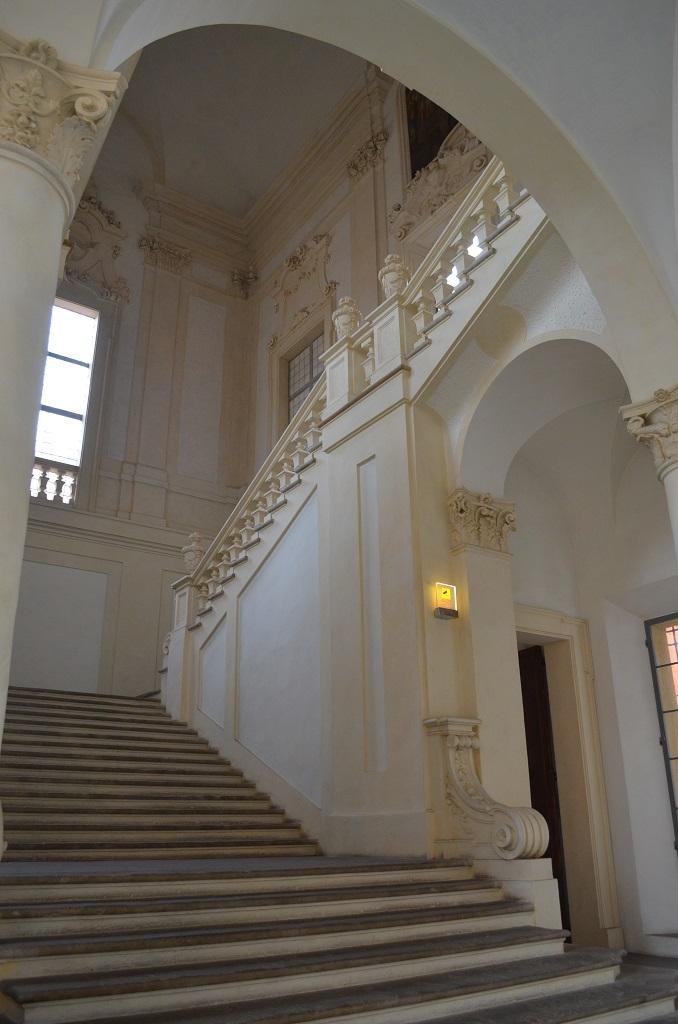 Museo Bargellini Scalone Bologna
