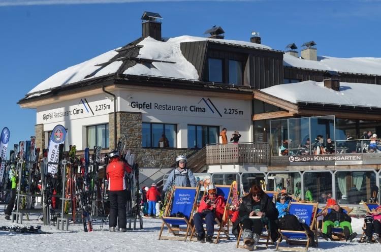 Ristorante Gipfel Cima - Kronplatz