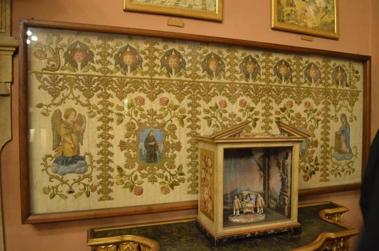 Tappezzeria Museo Bargellini