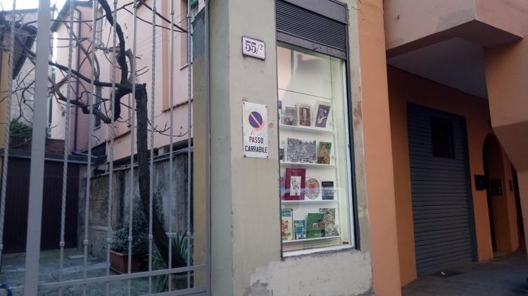 Vetrinetta - Libri liberi Bologna