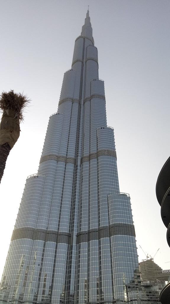 Burj Khalifha - Dubai