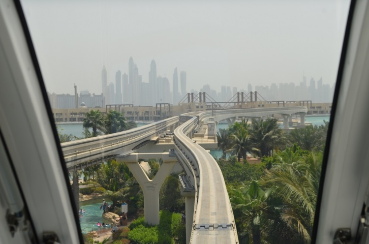 Monorail Dubai