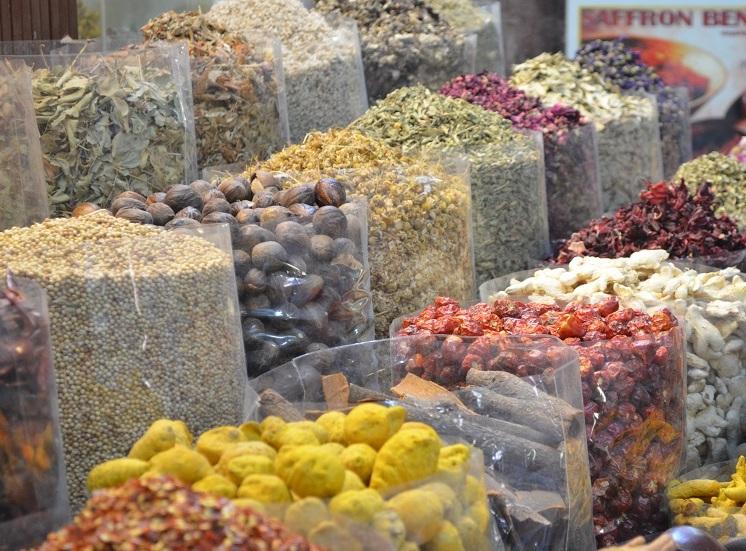 Spezie Dubai
