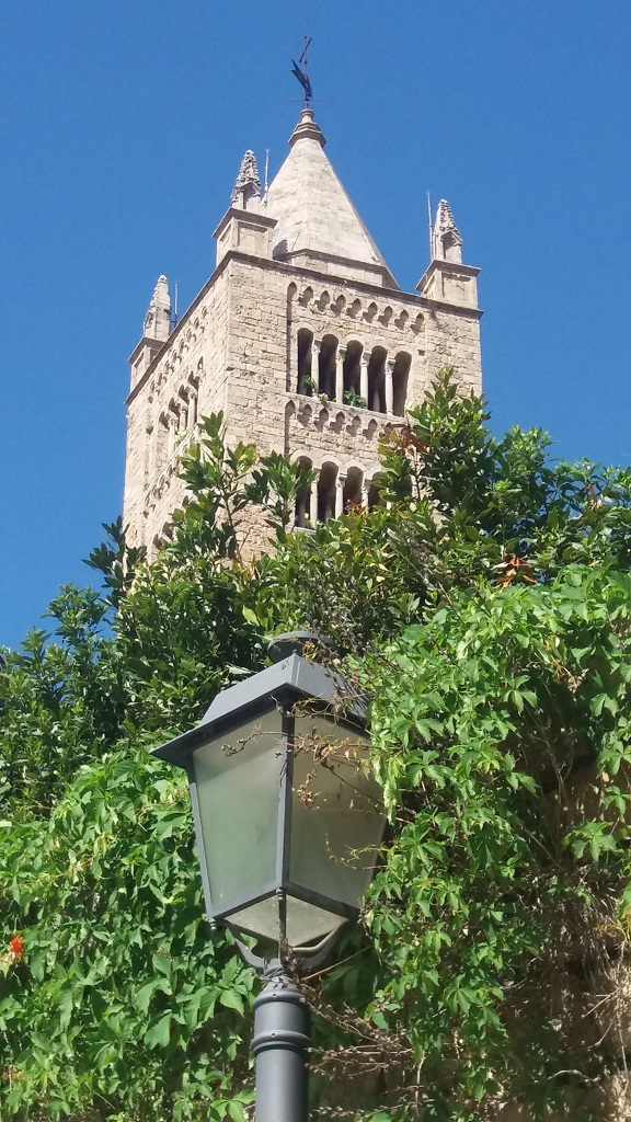 Campanile cattedrale Massa Marittima