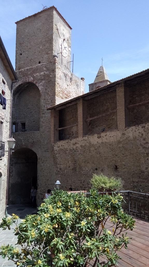 Borgo Castiglione della Pescaia Toscana