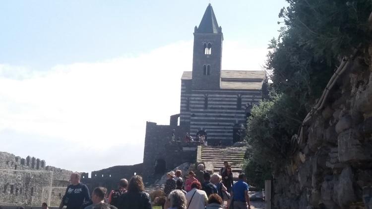 Chiesa San Pietro Portovenere
