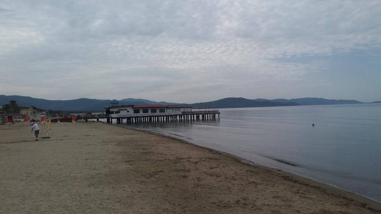 Spiaggia di Follonica Toscana