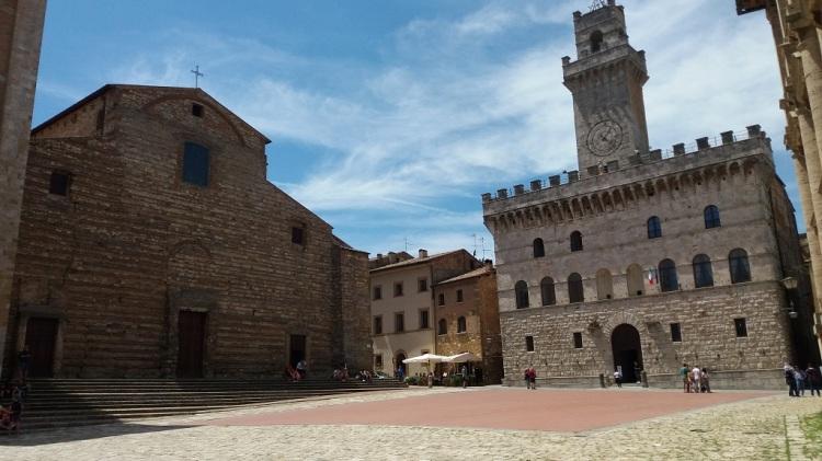 Piazza Grande - Montepulciano