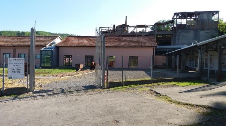 Museo Minerario - Abbadia San Salvatore