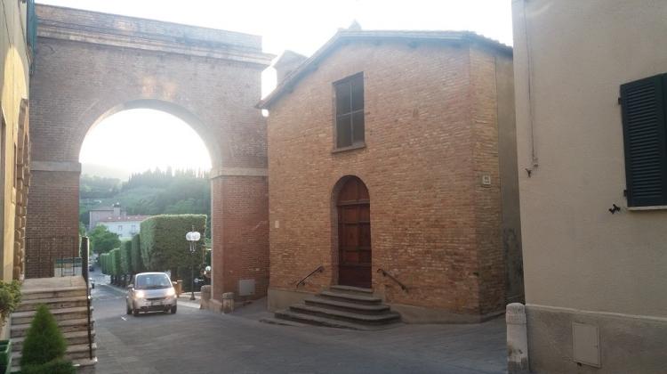 Porta Rivellini - Chianciano Terme
