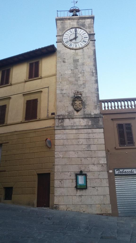 Torre dell'Orologio Chianciano Terme