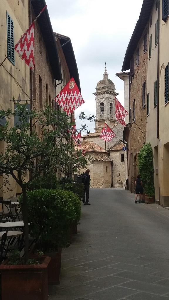Collegiata dei Santi Quirico e Giuditta - San Chirico d'Orcia