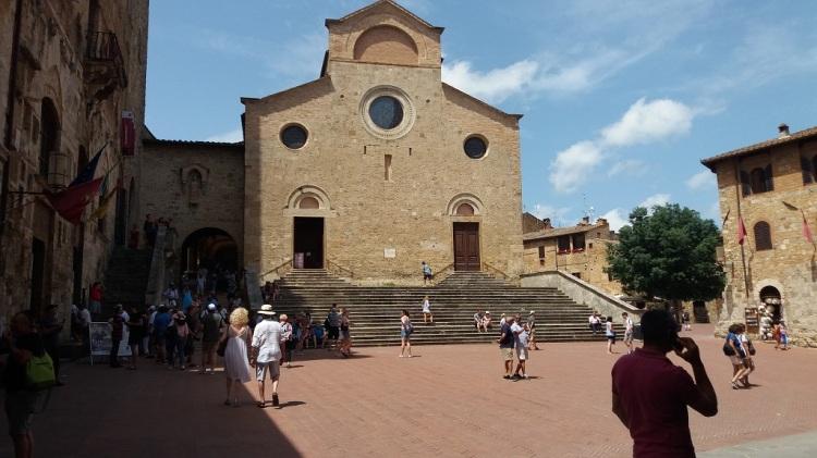 Duomo - San Gimignano