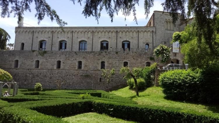 Giardino di Poggiofanti - Montepulciano