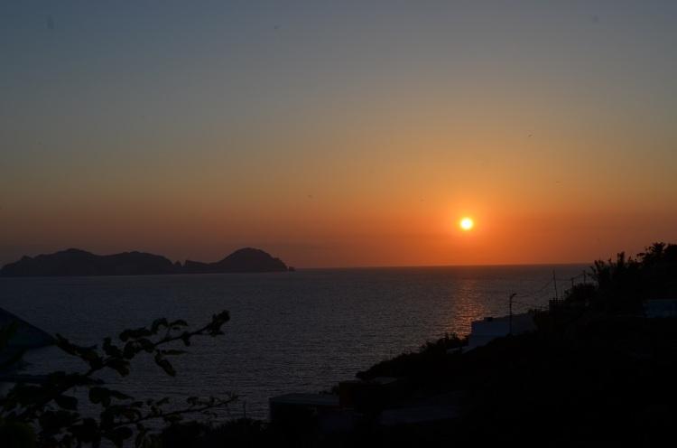 tramonto Ponza