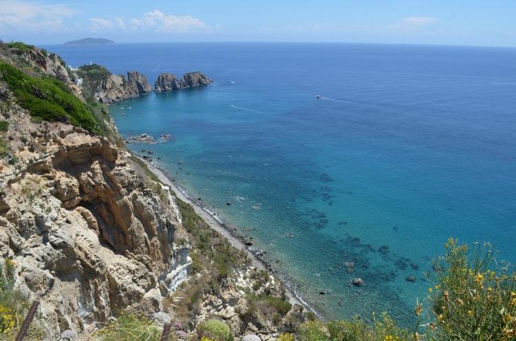 Vedute dal sentiero per Bagno Veccho