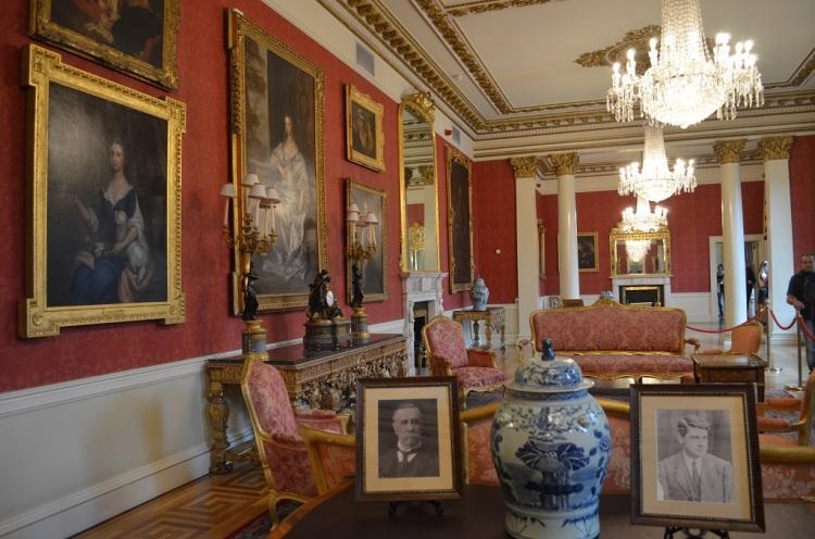 Interno Castello Dublino