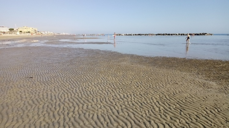 Bassa marea - Viserbella