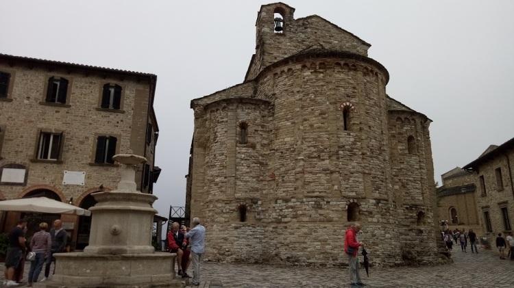La Pieve San Leo