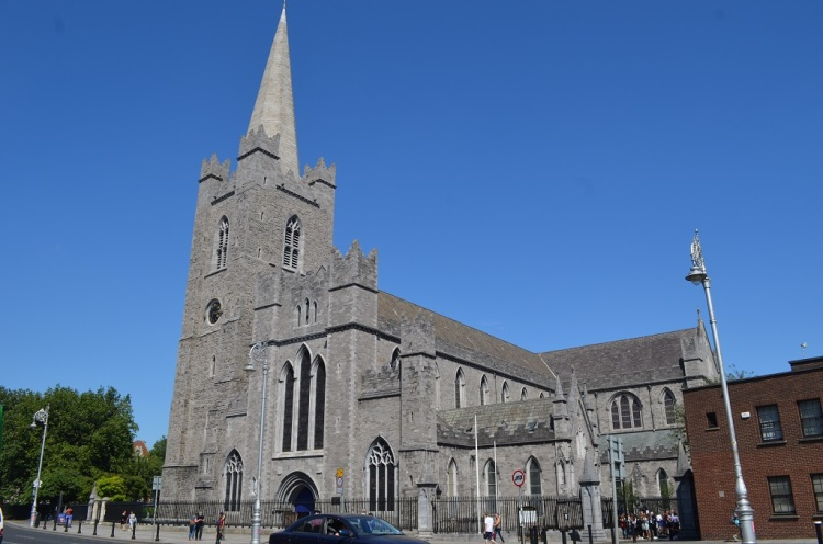 St Patrick's Cathedral Dublin