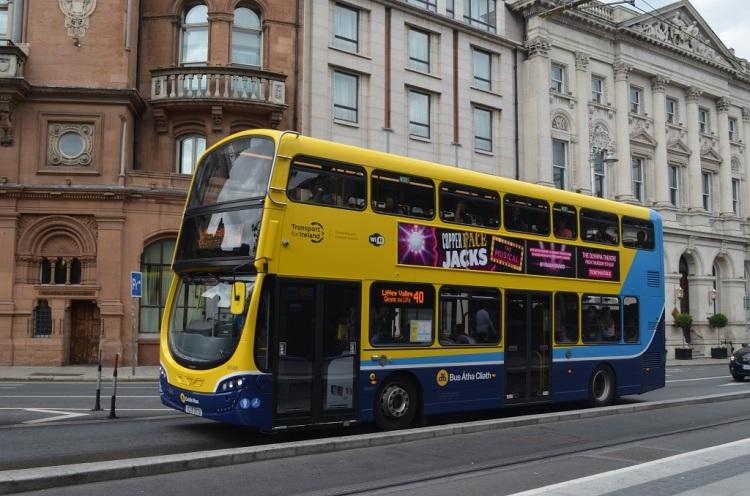 Bus di Dublino