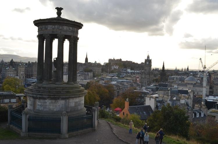 Dugald Stewart Monument - Edimburgo