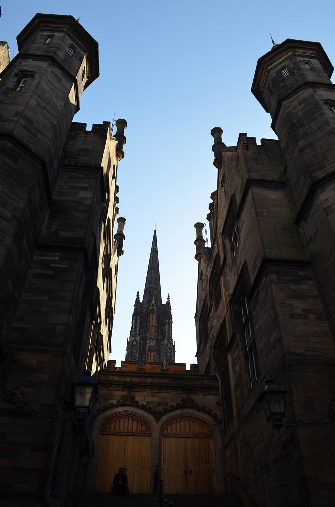 interno New College, The University of Edinburgh