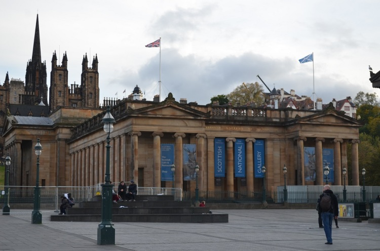 National Gallery of Scotland - Edimburgo