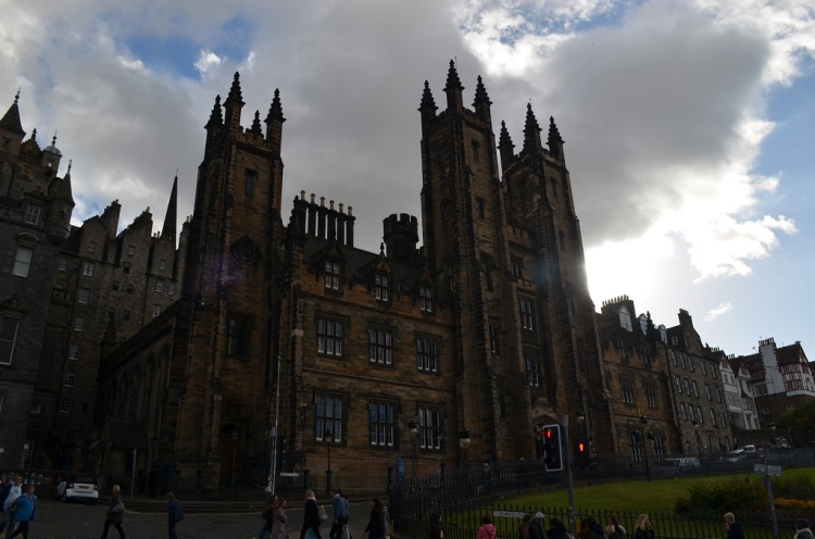 New College, The University of Edinburgh