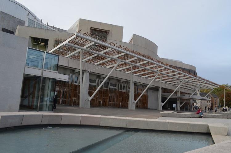 Parlamento Edimburgo
