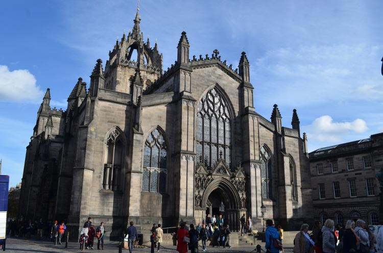 St. Giles Chatedral - Edimburgo