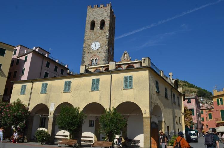 Monterosso e le sue torri