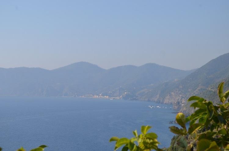 paesaggio da Corniglia