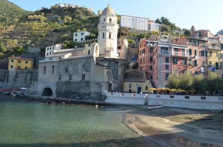 Santa Margherita di Antiochia -Vernazza