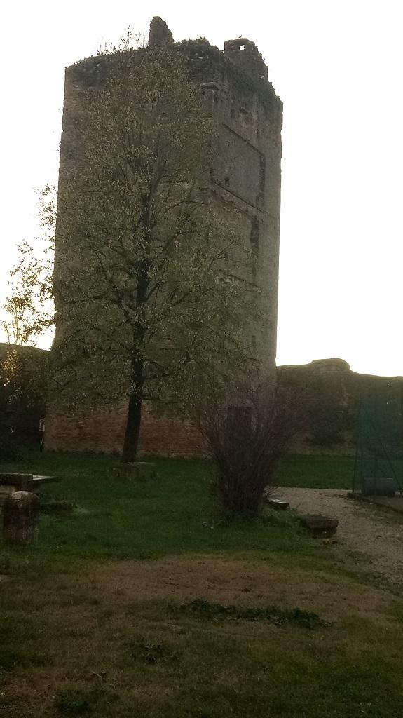 Torre della fame - Castel D'Ario